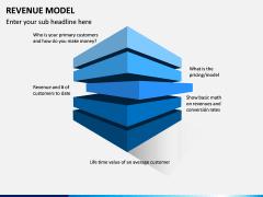 Revenue Model PPT Slide 5