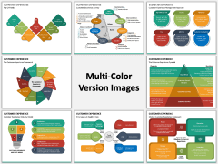 Customer Experience Management Multicolor Combined