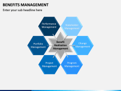 Benefits management PPT slide 8