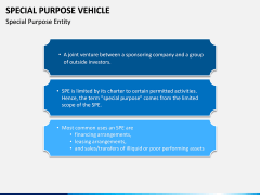 Special Purpose Vehicle (SPV) PPT Slide 9