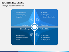 Business Resilience PPT Slide 13