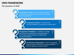 VRIO Framework PPT Slide 3