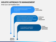 Holistic Approach to Management PPT Slide 8