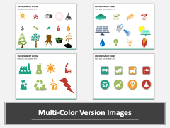 Environment icons PPT MC Combined