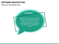Software Architecture PPT Slide 19