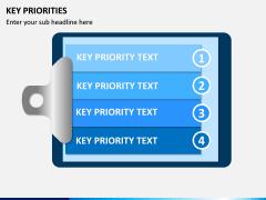 Key Priorities PPT slide 1
