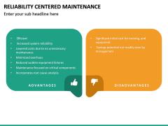 Reliability Centered Maintenance PPT Slide 27