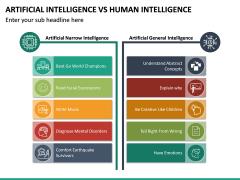 Artificial Vs Human Intelligence PPT Slide 13
