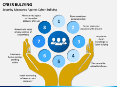 Cyber Bullying PPT slide 13