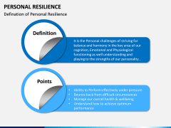 Personal Resilience PPT Slide 2
