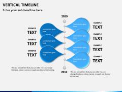 Vertical Timeline PPT Slide 7