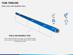 Timeline bundle PPT slide 44