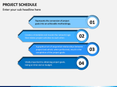 Project Schedule PPT Slide 11