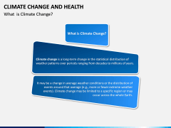 Climate Change and Health PPT Slide 4