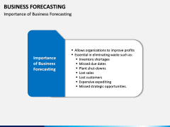 Business Forecasting PPT Slide 10