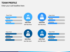Team Profile PPT Slide 16