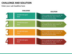 Challenge and Solution PPT Slide 16