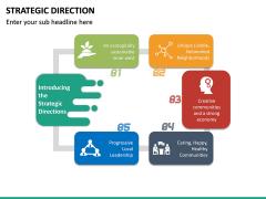 Strategic Direction PPT Slide 16
