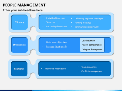 People Management PPT slide 5