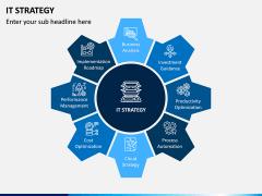 IT Strategy PPT Slide 1