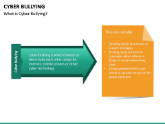 Cyber Bullying PPT slide 15