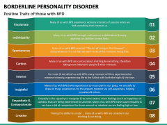 Borderline Personality Disorder (BPD) PPT Slide 24
