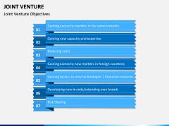 Joint Venture PPT Slide 8