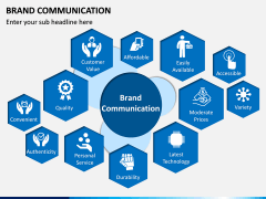 Brand Communication PPT Slide 2