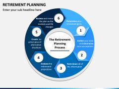 Retirement Planning PPT Slide 1