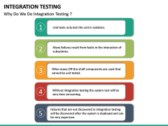 Integration Testing PPT Slide 17