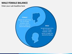 Male Female Balance PPT Slide 6