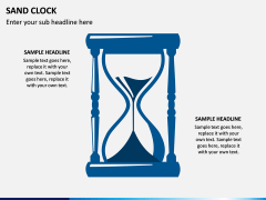 Sand Clock PPT Slide 8