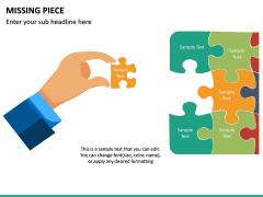Missing Piece PPT Slide 14