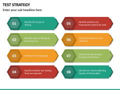 Test Strategy PPT Slide 26