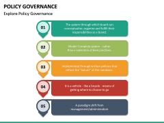 Policy Governance PPT Slide 29