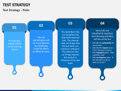 Test Strategy PPT Slide 9