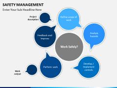 Safety management PPT slide 9