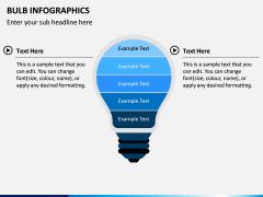 Bulb Infographics PPT Slide 11