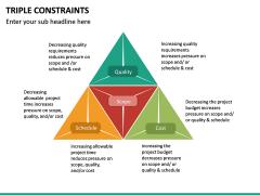 Triple Constraints PPT Slide 17
