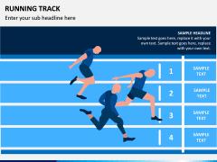 Running Track PPT Slide 4