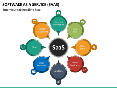 Software as a Service (SaaS) PPT Slide 25