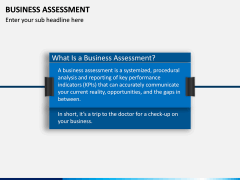 Business Assessment PPT Slide 2