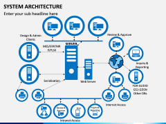 System Architecture PPT Slide 5