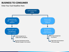 Business to Consumer PPT slide 17