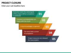 Project Closure PPT Slide 21