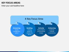 Key Focus Areas PPT Slide 4