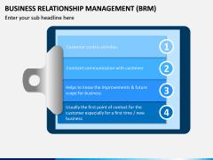 Business Relationship Management (BRM) PPT Slide 3