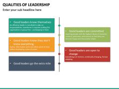 Qualities of Leadership PPT Slide 19