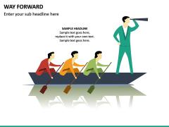 Way Forward PPT Slide 11