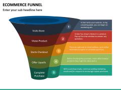 E-commerce Funnel PPT Slide 16